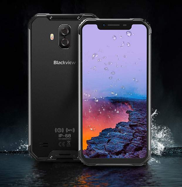 Blackview BV9600 Pro 6GB +128GB - Blackview Phones at AsterVender