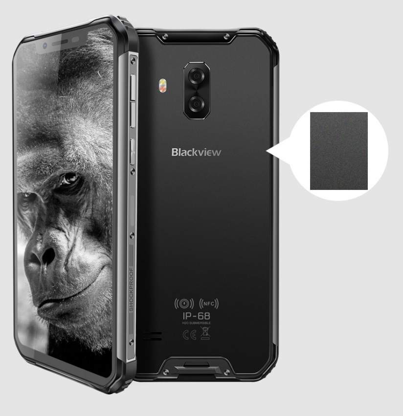Blackview  BV9600E 4GB +128GB