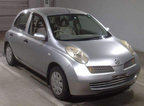 Nissan March AK12 2009