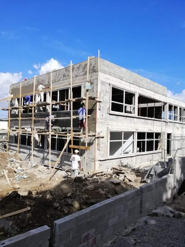 CONSTRUCTION & RENOVATION WORKS .