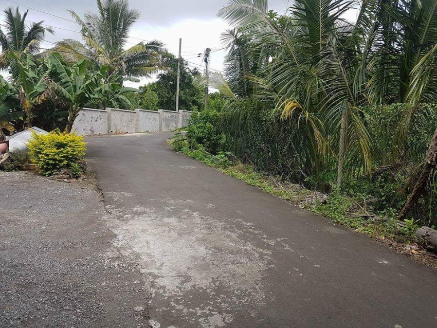 For sale a residential land of an extent of 10.50 perches