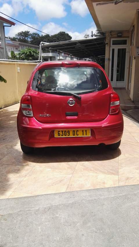 Car nissan AK 13  for sale year 2011 - Compact cars at AsterVender