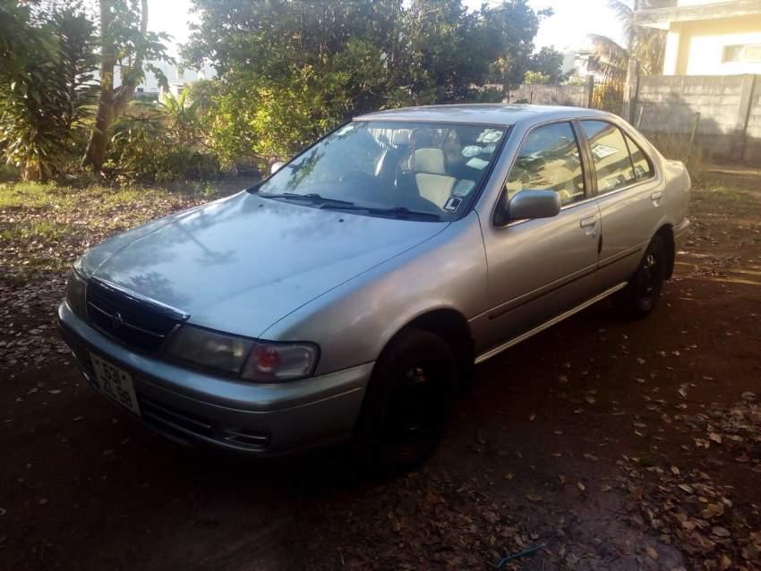 Nissan B14 a vendre