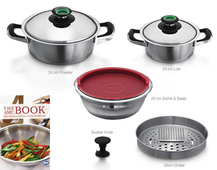 AMC Cookware - Prix Negotiable (monthly)
