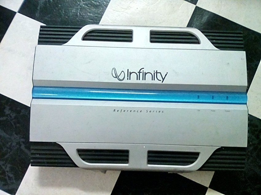 Infinity Car Amplifier For Subwoofer - Other Musical Equipment at AsterVender