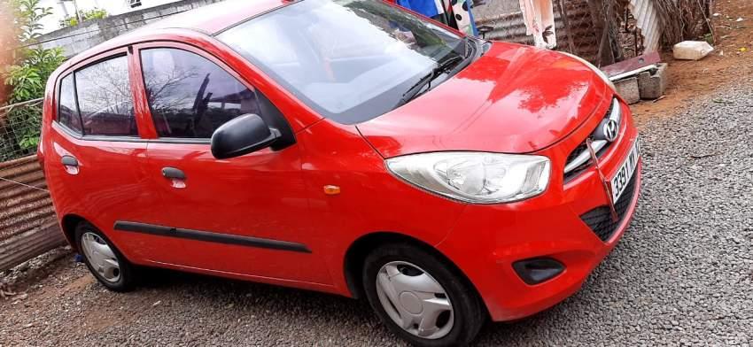 Hyundai i10 year 2012