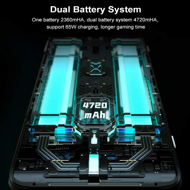 Xiaomi Black Shark 3 : One of the best Gaming Phones  - Android Phones on Aster Vender