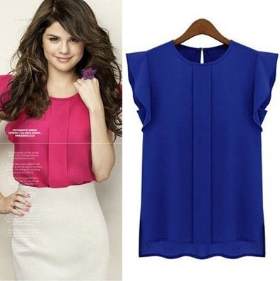 Summer Sleeveless shirt - Tops (Women) at AsterVender