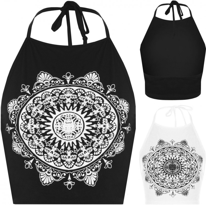 Crop top vest - Tops (Women) at AsterVender