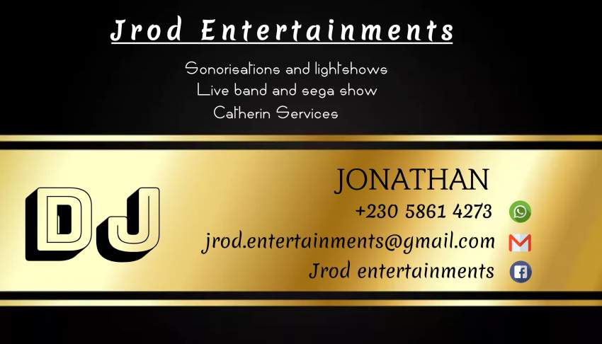 Jrod Entertainments