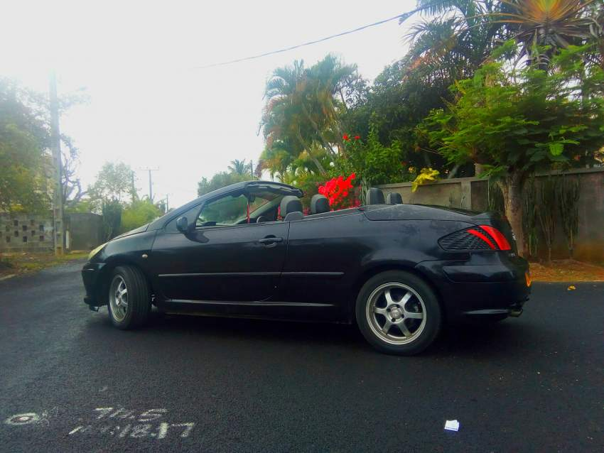 OCCASION! Peugeot 307 CC