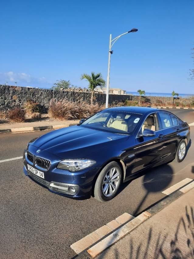 BMW 520i Year 2014