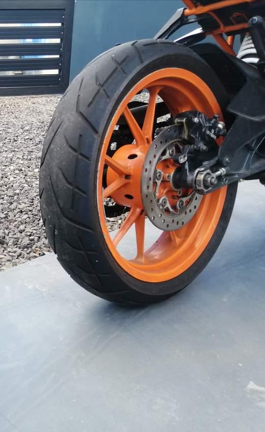 KTM RC 200 super sport