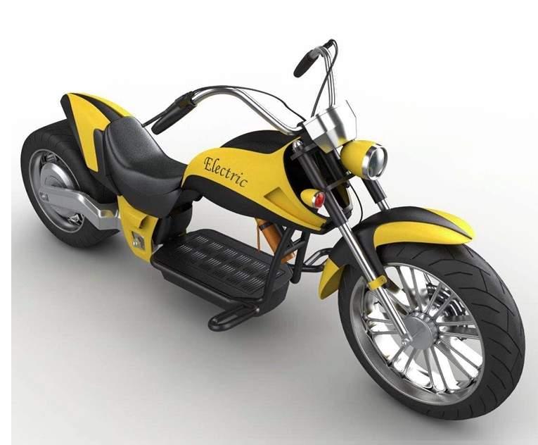Harley Style 2000 W Electric Motorbike