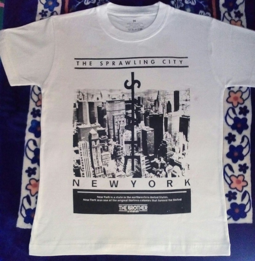 The brother - T shirts (Men) at AsterVender