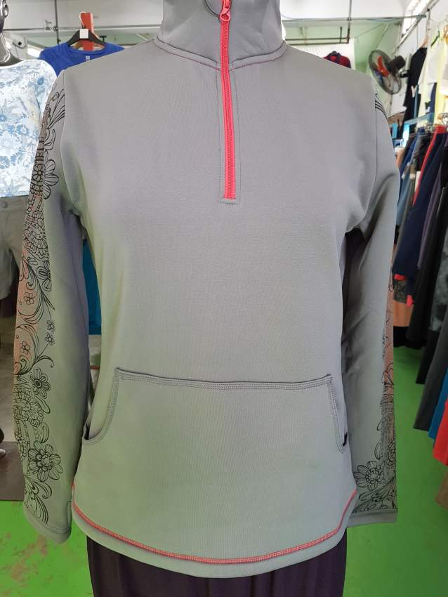 Ladies sweatshirts , hoodies and jackets Rs 300 to 450
