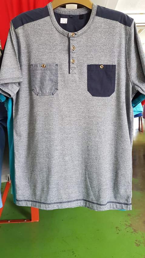 Man's basic and fancy T.shirts . Plain or printed . From Rs 100  - T shirts (Men) at AsterVender