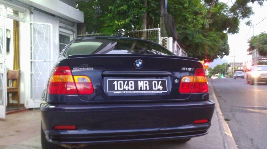 BMW E46 316i year 2004 - Family Cars at AsterVender
