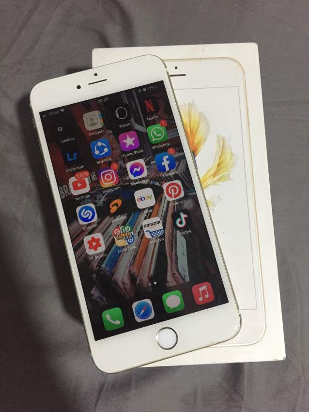 iPhone 6s Plus for sale - iPhones at AsterVender