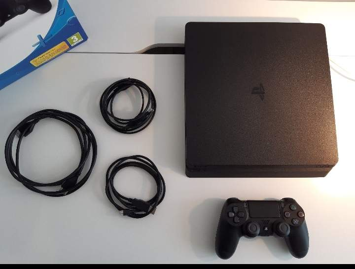 Ps4 slim full modified Ps 5 accessibility