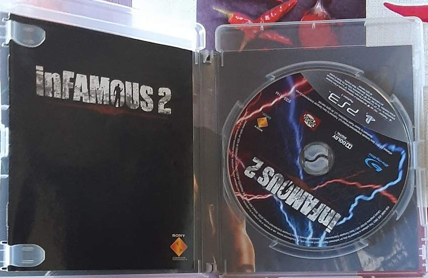 Infamous 2  - PlayStation 3 Games at AsterVender