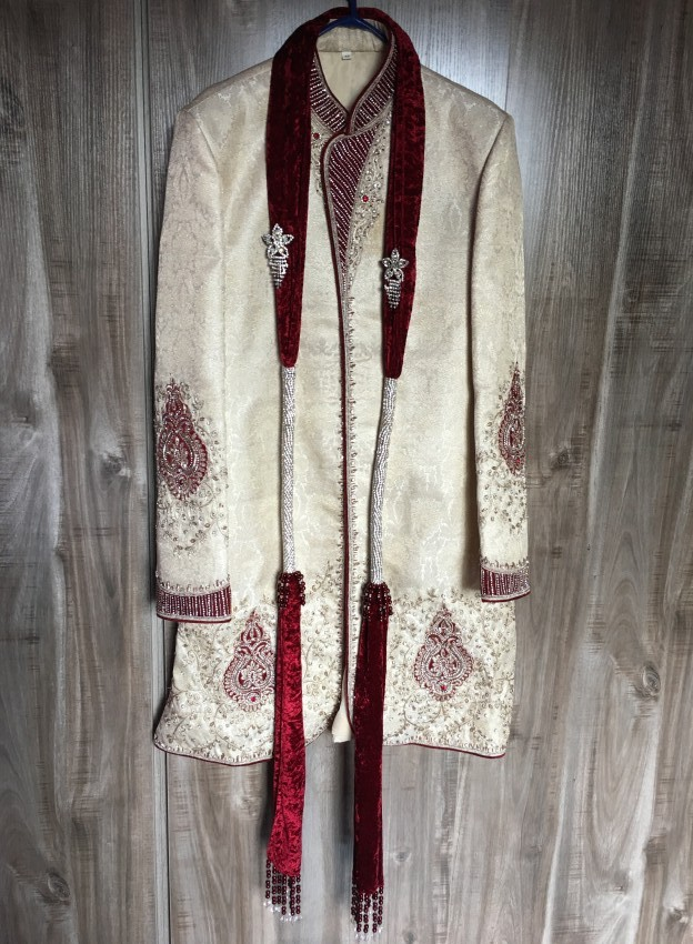 Indian Style Wedding Outfit for men  - Wedding clothes at AsterVender