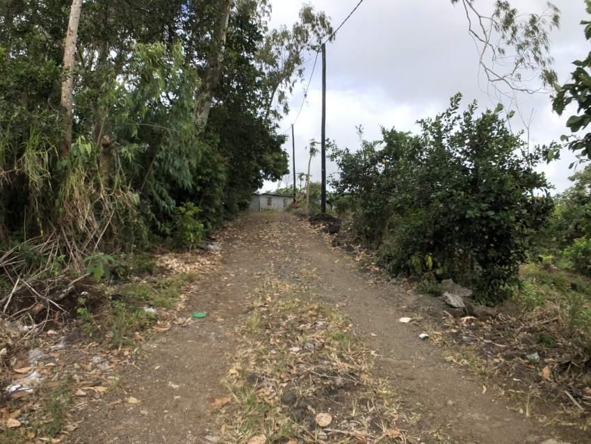 Terrain Résidentiel 17 perches - Camp de Masque Pavé