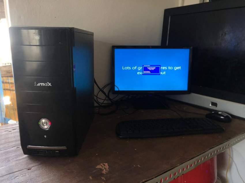 For Sale Computer Set In Excellent Condition - Pentium G3250
