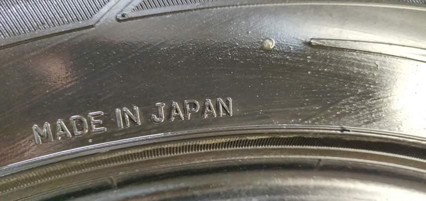 Dunlop R17 SPORT MAXX MADE IN JAPAN