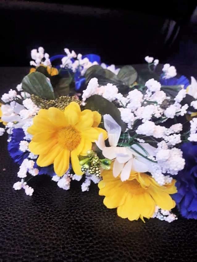 Wedding Flower Crown - 4 - Wedding Clothing  on Aster Vender