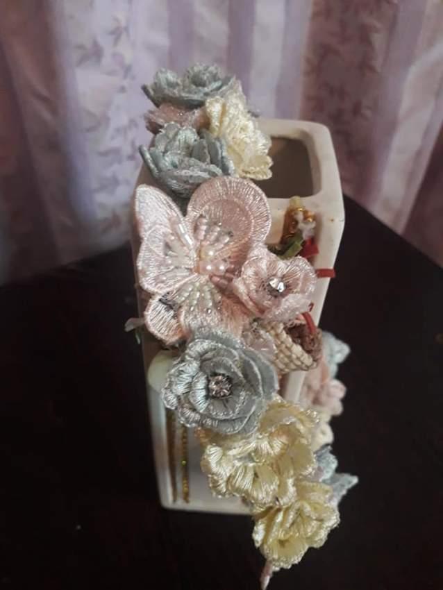 Wedding Flower Crown - 1 - Wedding Clothing  on Aster Vender