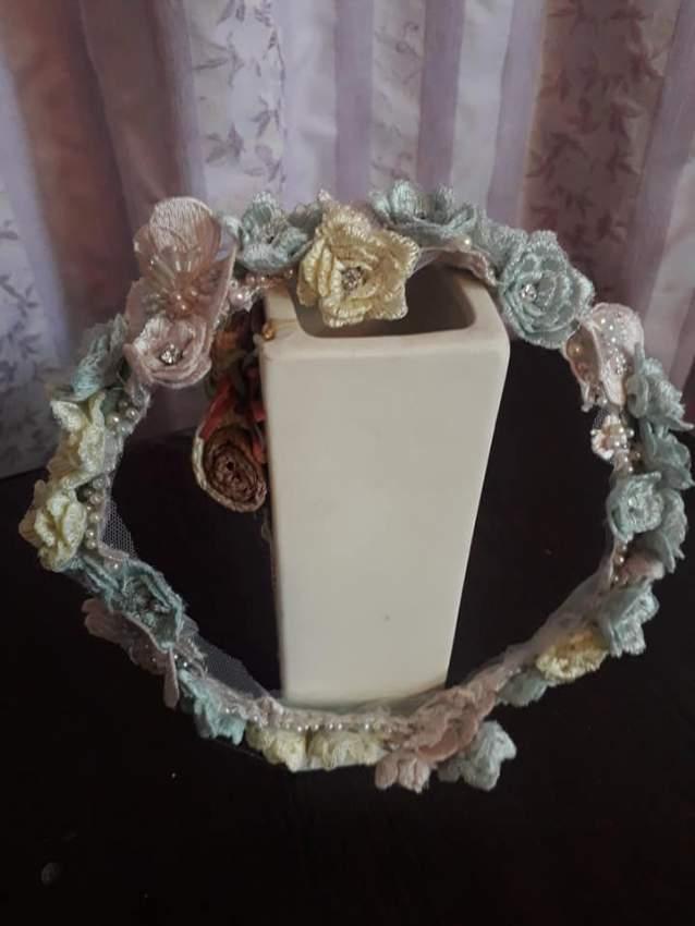 Wedding Flower Crown - 2 - Wedding Clothing  on Aster Vender