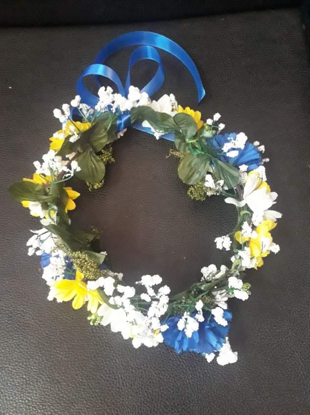 Wedding Flower Crown - 5 - Wedding Clothing  on Aster Vender