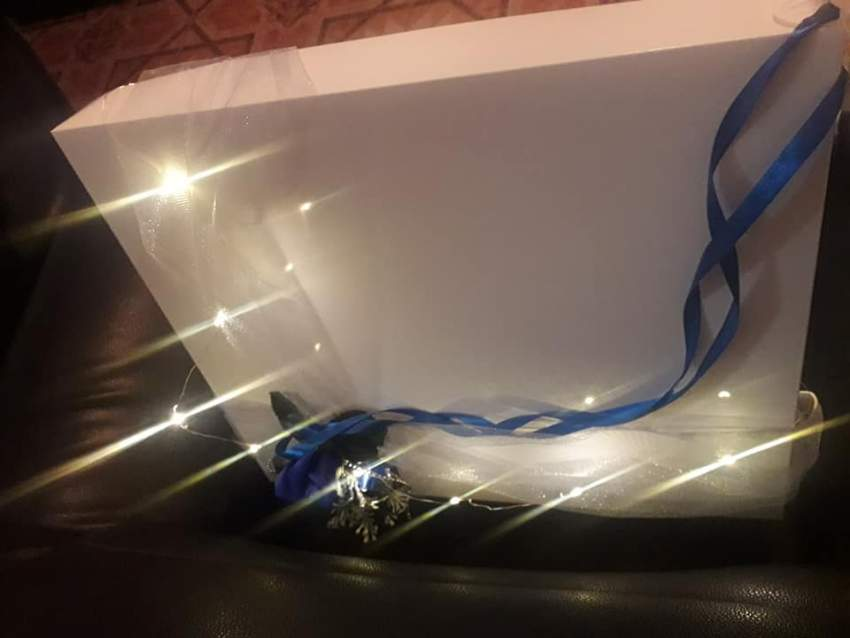 Wedding gift decorations with lighting effect - 6 - Wedding Decor  on Aster Vender