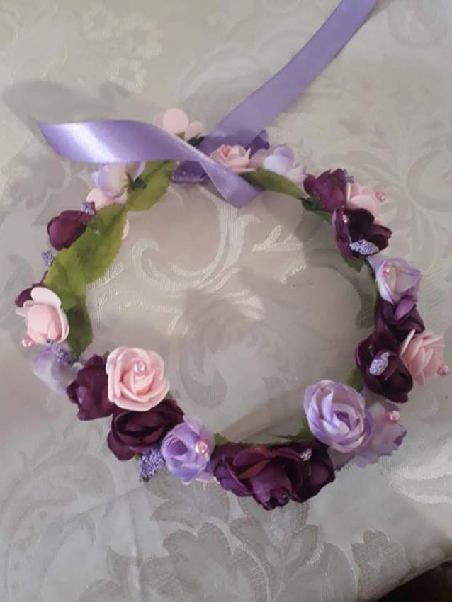 Bouquet and crown set - 1 - Wedding Decor  on Aster Vender