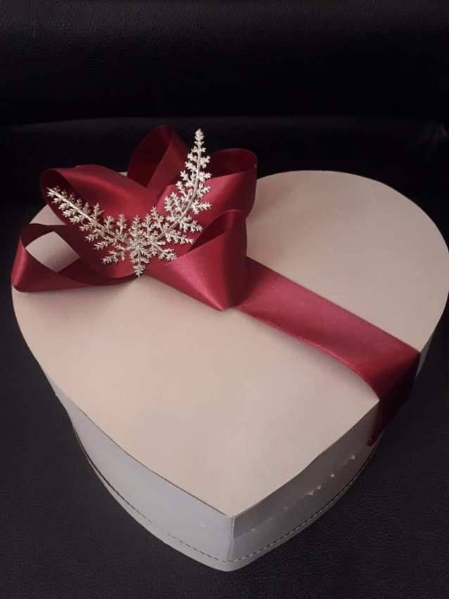 Ferrero in heart shape carton box - 2 - Wedding Gift  on Aster Vender