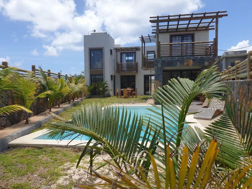 For Sale: Newly-Built 3 Beds Modern Villa At Bain Boeuf
