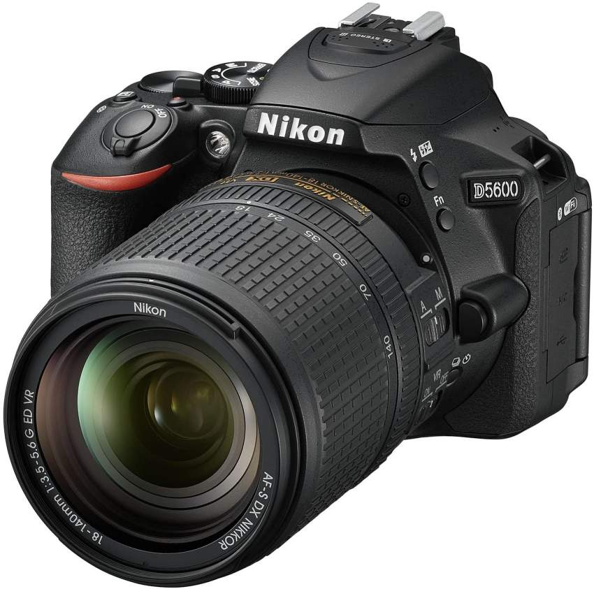Renting Nikon D5600