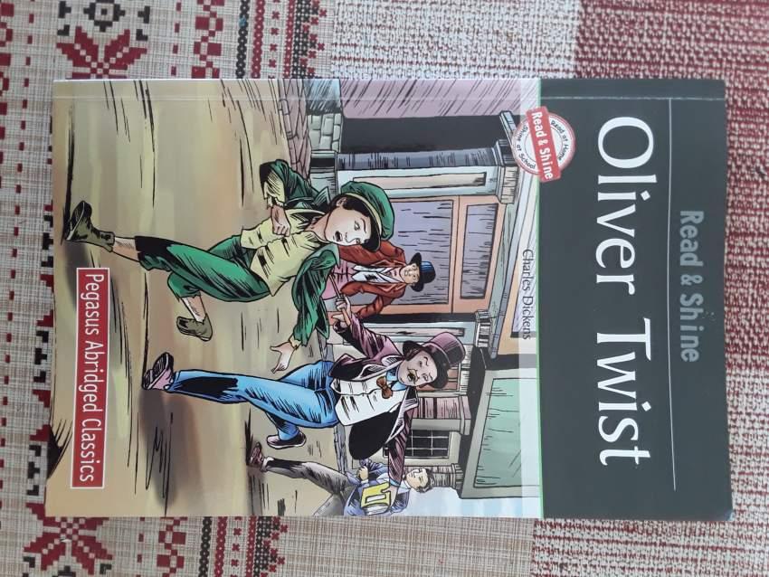 Oliver Twist( short version)