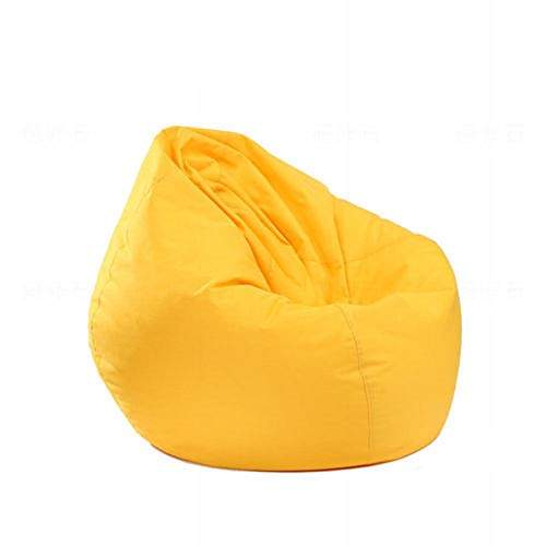 Yellow Bean Bag for sale.
