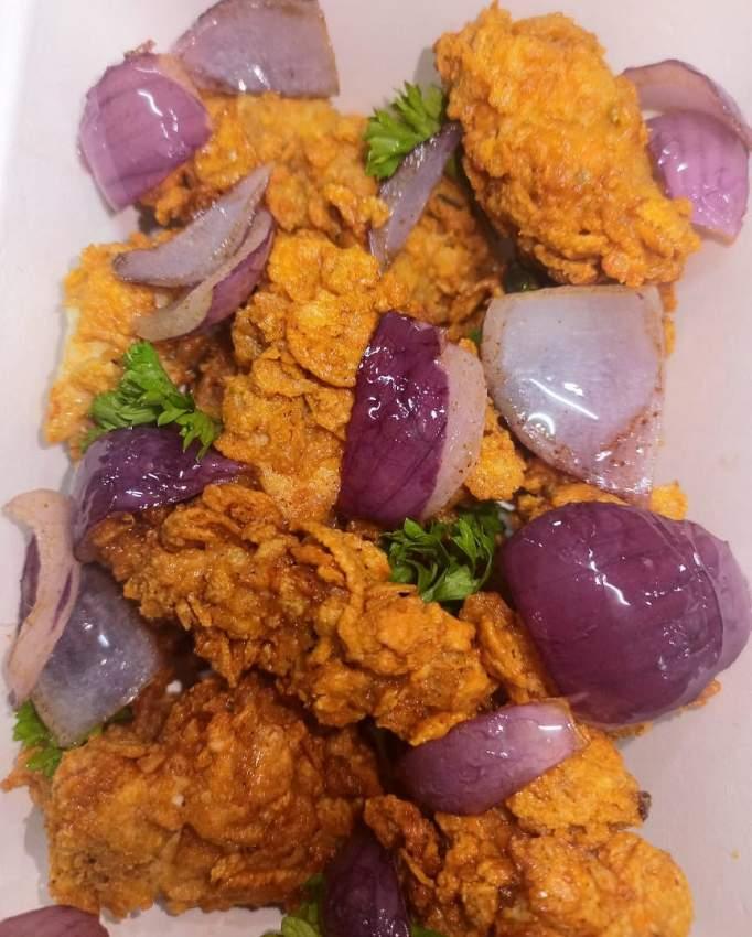 Croustillant poulet
