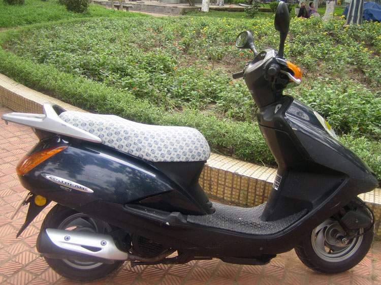 New Eiroscooter
