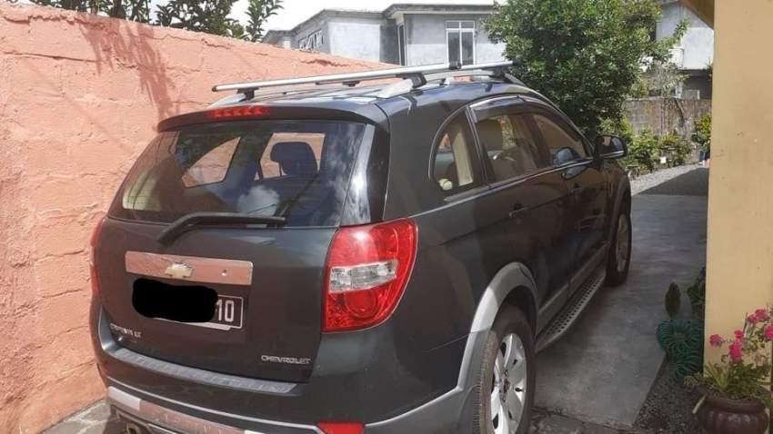 Chevrolet CAPTIVA LT  à vendre 2010