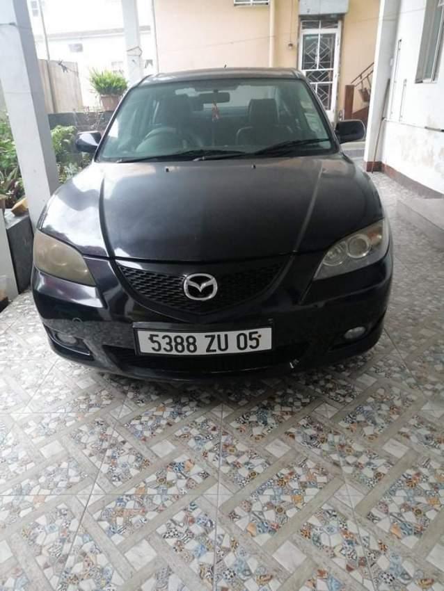 Car Mazda 3