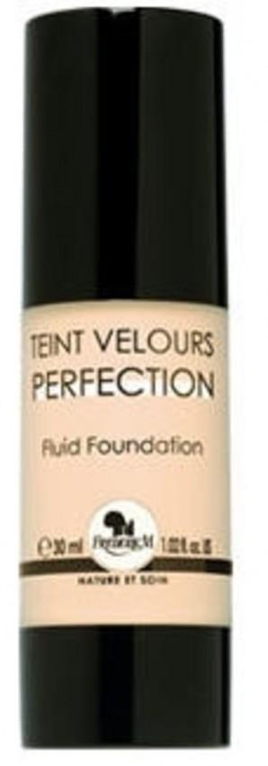 Teint velours perfection fluid foundation
