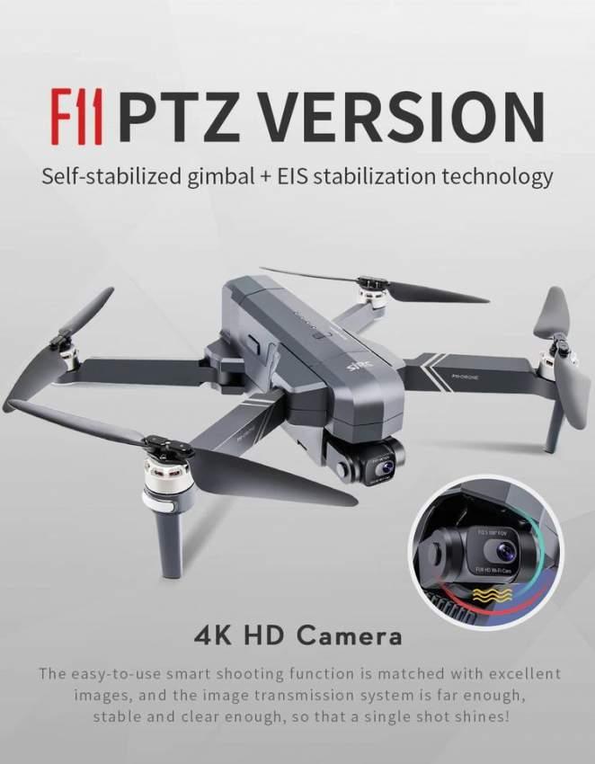 F11 4K PRO Drone Professional GPSControl