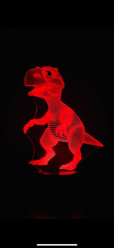 DINOSAUR LED LIGHT