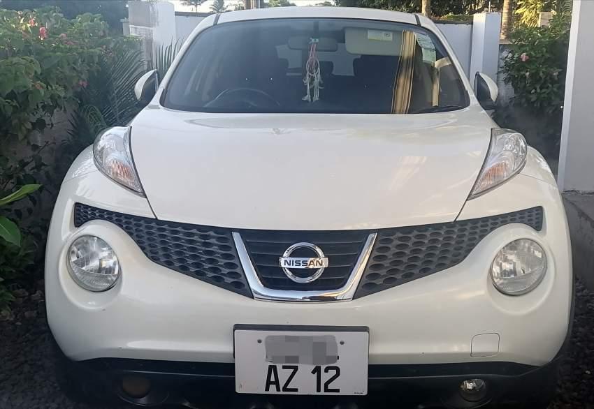 Nissan Juke Year 2012