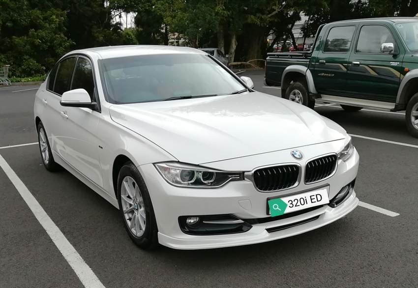 BMW F30 320i ED 2016 52,000kms @ Rs 995,000 Neg. Tel 5915-2380