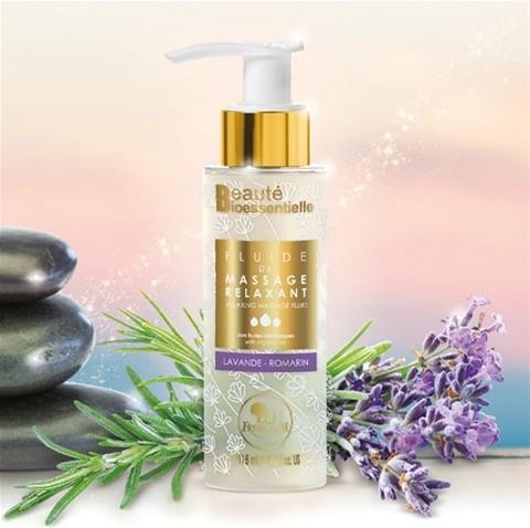 Fluide massage  relaxant